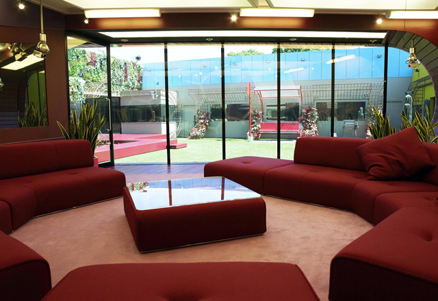 Big Brother New House Pics