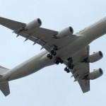 Etihad A340 – Manchester